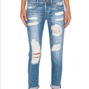 Joe's Jeans Sawyer Distressed Ankle Jeans